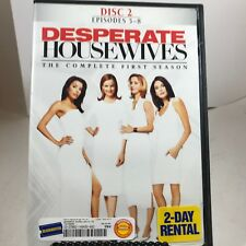 DVD - Desperate Housewives 1st Season Episodes 5-8