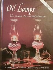 KEROSENE OIL LAMP VALUE GUIDE COLLECTOR'S BOOK 1,000+