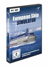 European Ship Simulator          Schiff - Simulator     PC   !!!!! NEU+OVP !!!!!