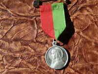 Médaille  CHEMINOTS CHRETIENS PELERINAGE LOURDES
