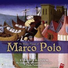 CD Musical Voyages of Marco Polo Kalaitzidis Kyr 11 Mar 14