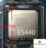 Intel Xeon E5440 Quad-Core 2.83GHz_12M_1333MHz_LGA775 no need adapter