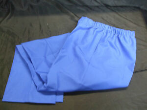 Domino Ladies Lawn Bowls Pants, Light Royal Size 16