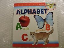 Preschool Music Cd and Book Alphabet Letters, Activity Pages Teacher Resource