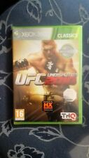 UFC Undisputed 2010 EDIZIONE  ITALIANA Xbox 360 NUOVO  SIGILLATO