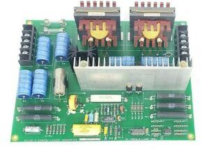 GENERAL ELECTRIC 4006L4116AA G001 SILCO-5 250VDC/125VDC CONVERTER BOARD
