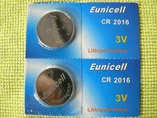 2016 3v lithium eunicell 2 button battery cr