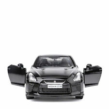 Model Cars Nissan GTR R35 5 Inch Alloy Diecast 1:36 Toys Collection Gifts Black