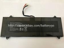 Genuine 35.52Wh 2400mAh 14.8V Battery UT40-4S2400-S1C1 For HAIER X3 VIT P3400