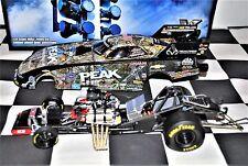 JOHN FORCE 2016 PEAK / REALTREE CHEVY CAMARO FUNNY CAR RAW FINISH SIGNED NHRA