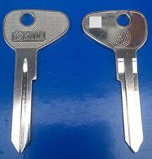 VW Volkswagen Beetle T1 blank key M series 71-79 with VW Logo Engraved