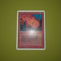 Fireball x1 Unlimited Edition 1x Magic the Gathering MTG