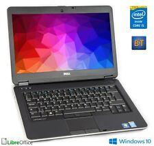 "Dell Latitude E6440 i5-4300M 8GB RAM 500GB HDD 14"" HD+ 1600x900 HDMI DVDRW USB 3"
