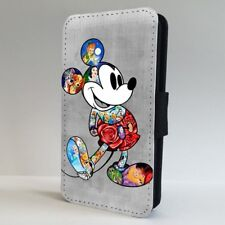 Mickey Mouse Amazing Disney Collage FLIP PHONE CASE COVER for IPHONE SAMSUNG