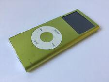 Apple iPod Nano 2nd Gen. A1199 Green 4GB - Used Faulty Working Weak Battery