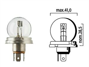 Flosser 3130 Headlight Bulb