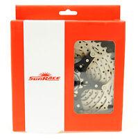 SUNRACE MS3 10 Speed Mountain Bike Cassette 11-40, Black