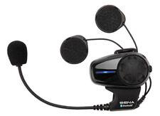 Sena SMH10 Bluetooth Motorcycle Motorbike Single Intercom Helmet Kit