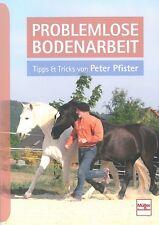 Pfister: Problemlose Bodenarbeit, Tipps+Tricks Handbuch/Ratgeber/Reitsport/Pferd