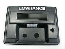Lowrance X-16  Fish Finder REPAIR PART - Rear Plastic Case / Housing / Enclosure