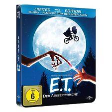 BLU-RAY  E.T. - DER AUSSERIRDISCHE STEELBOOK (ET) - Limited Edition - NEU & OVP
