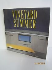 Vineyard Summer: Photographs by Alison Shaw (1994 Paperback)