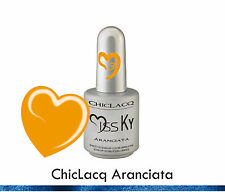 ChicLacq Aranciata Smalto Semipermanente UV GEL SoakOff Nail Polish Unghie KyLua