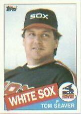 1985 Topps Tom Seaver #670 Baseball Card