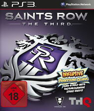 Saints Row: The Third (Sony PlayStation 3, 2012)