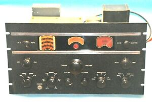 RCA AR-88 Communications Receiver Good Working Condition