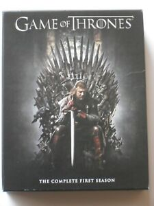 Blu-ray Game Of Thrones : Season 1