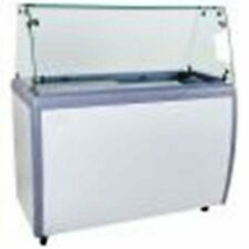 50″ Dipping Cabinet Scooping Ice Cream Freezer (RI-360DC)