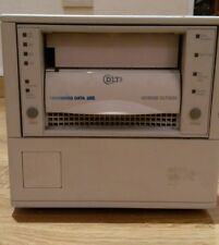Tandberg Data DLT8000 external SCSI LVD/SE DLT IV drive + free cleaning tape