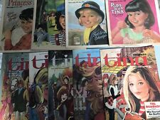 More details for job lot 9 issues princess tina magazines