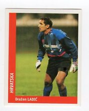 figurina DS CALCIATORI WORLD CUP FRANCE 98 NUMERO 342 CROAZIA LADIC
