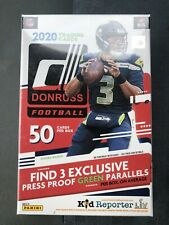 2020 Panini Donruss Football NFL Hanger Box Red Target Exclusive New Sealed