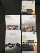 "2007 Jaguar XK owners manual with NAV manual ""10 YEARS ON EBAY"""