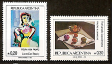 (1985) GJ.2240-1. Paintings. 2-stamp set. MNH.Excellent condition.