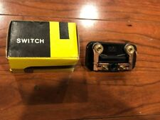NOS 1949 - 1960 MACK AND WHITE TRUCK 2 SPEED AXLE LIMIT CONTROL SWITCH NEW NOS