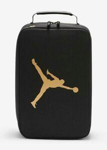 Nike Air Jordan Shoe Box Bag Zip Black Travel Storage Protective Case Shoebox