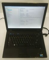 Dell Latitude E5400 Laptop Core 2 Duo 2GHz 1GB RAM No HDD For Parts
