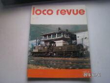 **a Loco Revue n°384 Exporail 77 / autorail Berliet type 1920 HO / 05 Liliput HO
