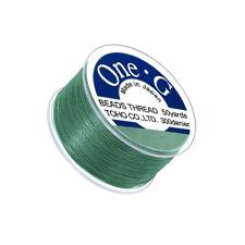 Nymo Talla D Nylon grano Tejido Thread-Azul 64yd E11//3