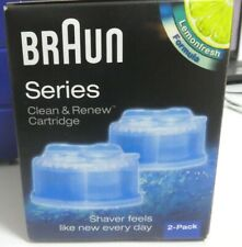 Braun Series Clean&Renew Cartridge Lemon fresh ( 3 STUCK )