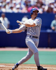 1993 Texas Rangers RAFAEL PALMEIRO Glossy 8x10 Photo Baseball Print Poster