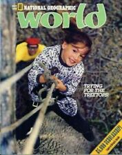 National Geographic World Magazine 1990 May - BSA CAC