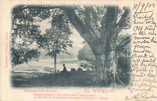 More details for meeting of the waters avoca co wicklow ireland lawrence postcard (sep 1902).