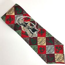Tabasco Men's Tie Cowboy Red