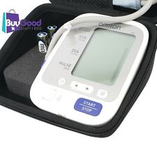 Blood Pressure Monitors Hard Case Carrying Bag for Omron 5 Series Upper NEW