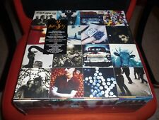 U2 Atchung Baby Uber Deluxe Box Ltd & Numbered 8932 New 20th Anniversary 2011